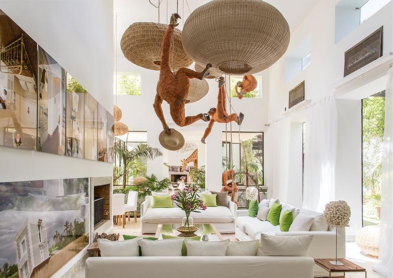 Monkey-Lamps